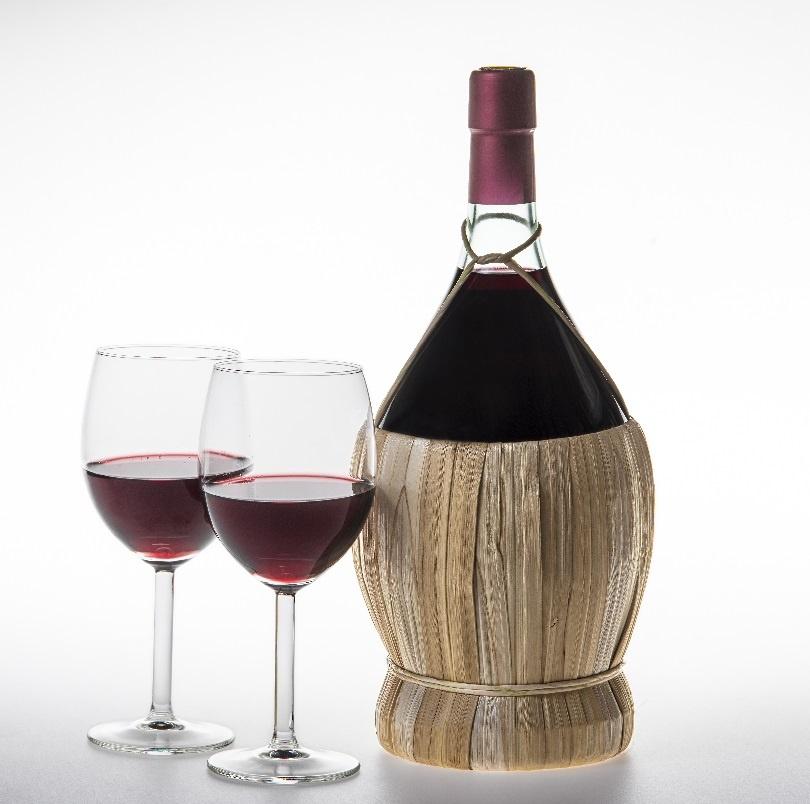 фото бутылки вина кьянти