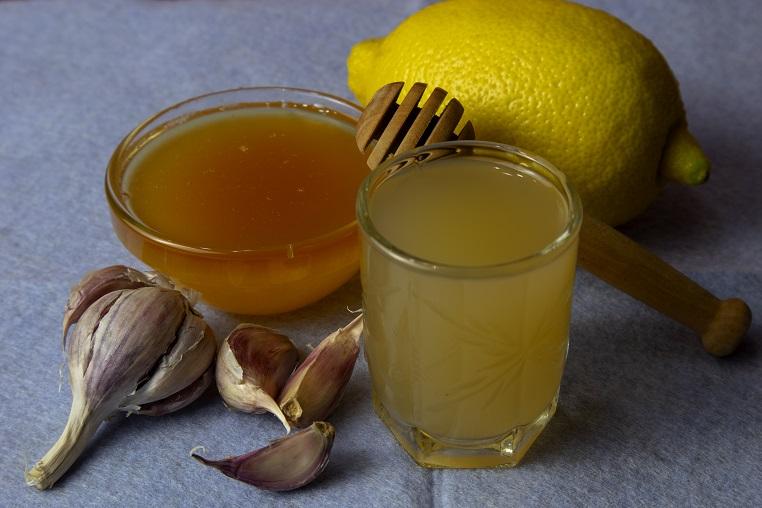Настойка из меда, чеснока и лимона фото