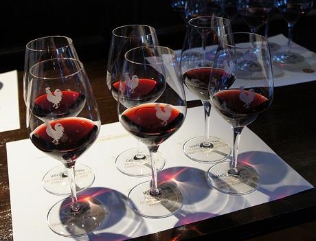 фото подачи вин кьянти