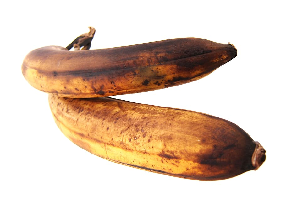 почерневшие бананы для браги