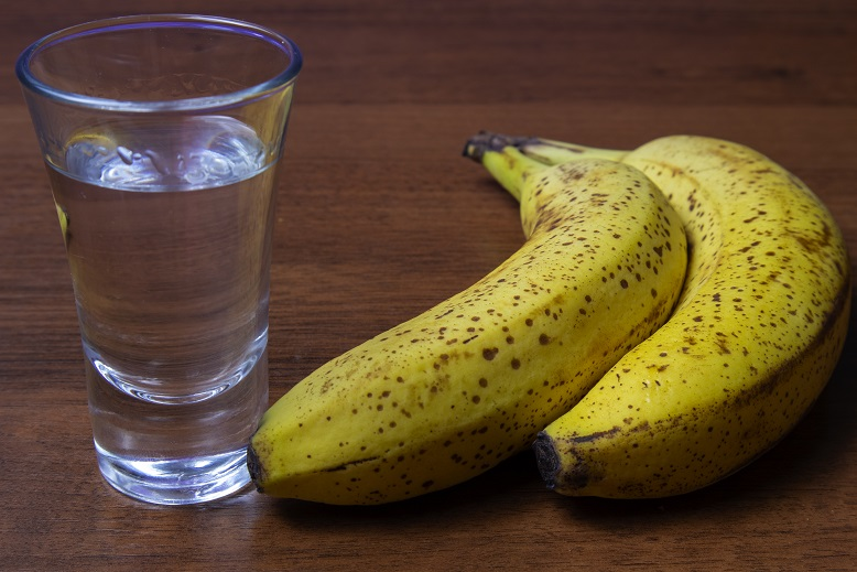 фото самогона из бананов