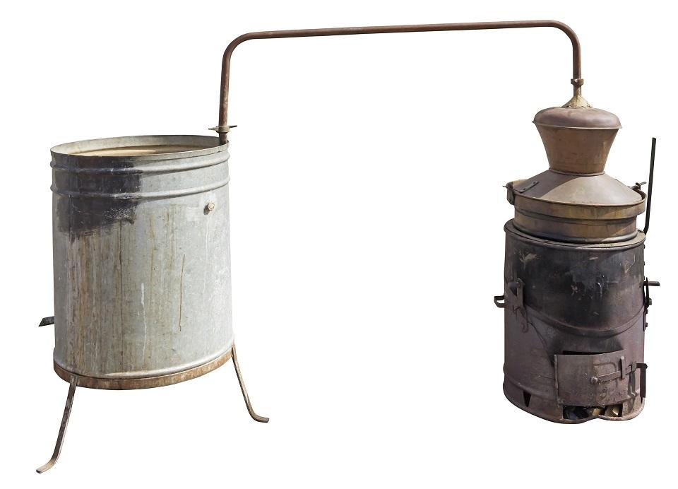 фото самогонного аппарата для производства ракии