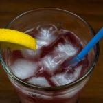 фото алкогольного коктейля морской бриз