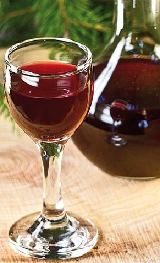 Настойка из кизила на водке рецепт