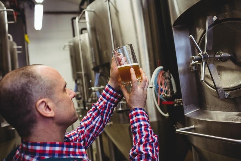 фото как делают крафтовое пиво
