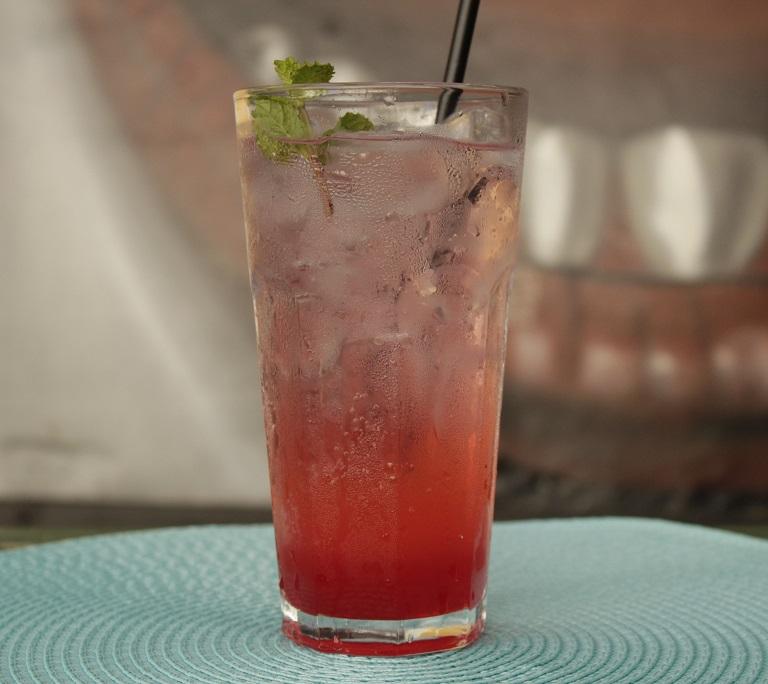 фото коктейля Морской бриз