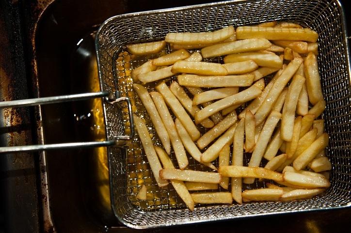приготовление картошки фри