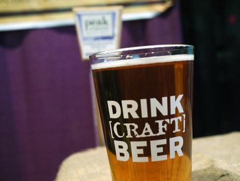 фото рекламы крафтового пива