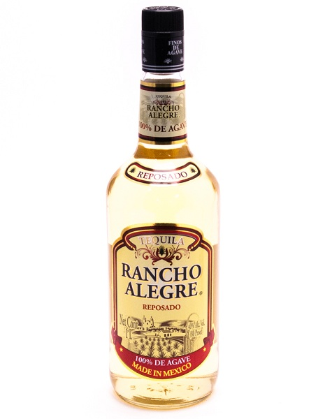 виды текилы ранчо алегре