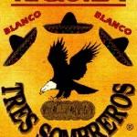 текила трес сомбрерос лого