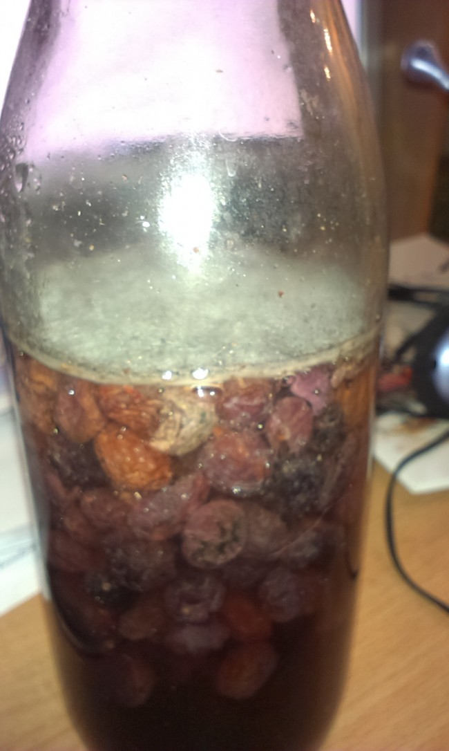 Как сделать закваску дрожжевую для вина