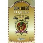 текила Дон Диего лого