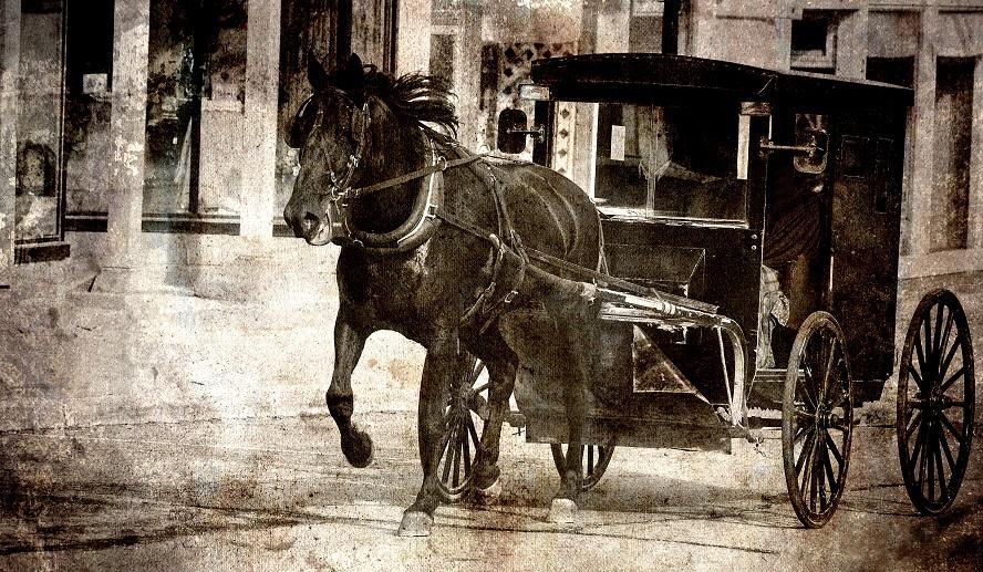 фото извозчика в российской империи