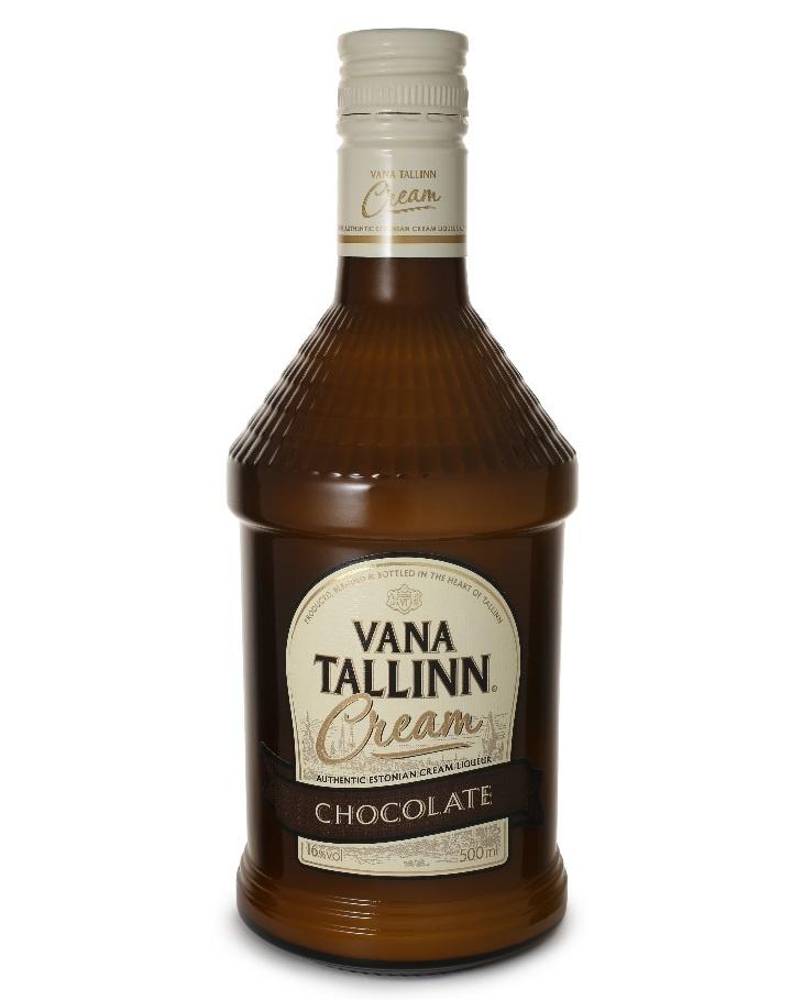 сливочный ликер Вана Таллинн