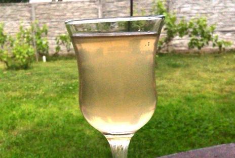 Вино из акации рецепт с фото