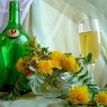рецепт одуванчикового вина