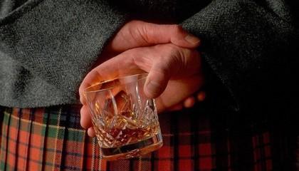 шотландский виски фото