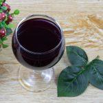 домашнее вино из жимолости