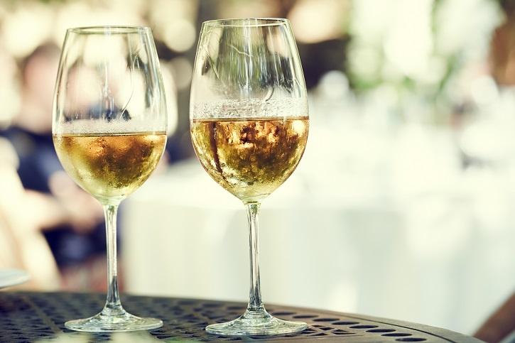 фото французского вина Шабли