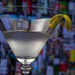 фото алкогольного коктейля Веспер