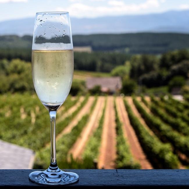 фото испанского вина Кава