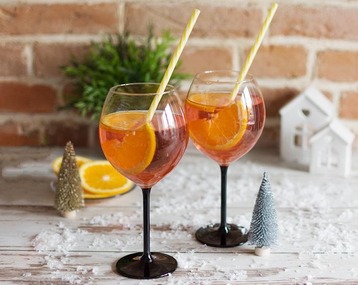 фото коктейля Martini Royale Rosato