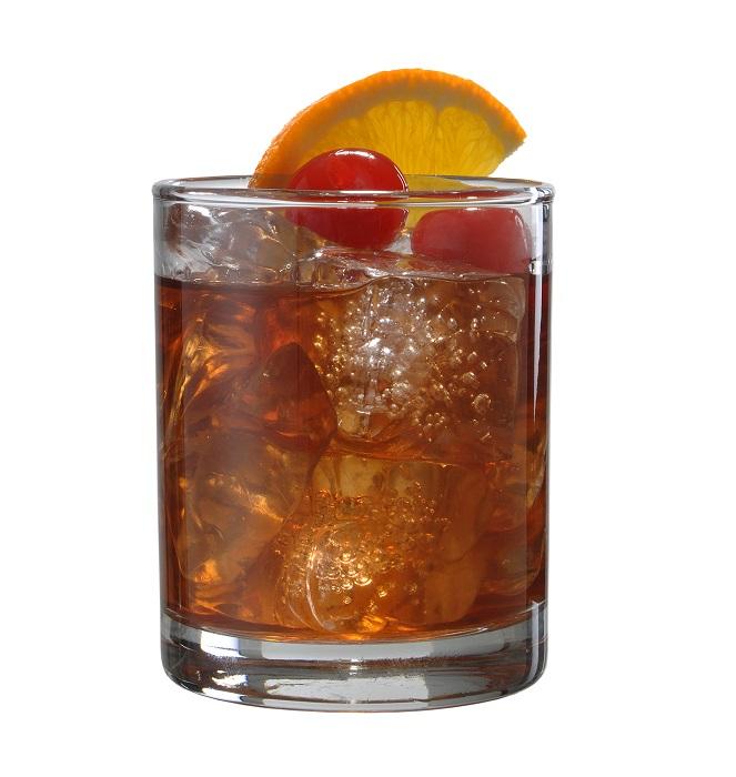 фото коктейля Старомодный