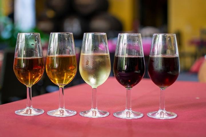 виды испанских вин