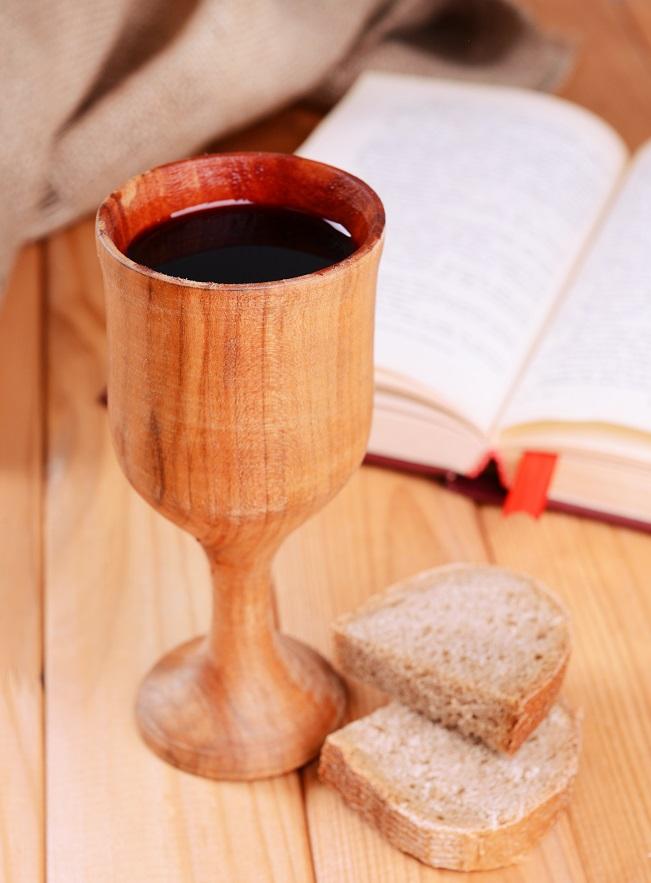вино в христианстве