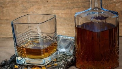 виски из кукурузы бурбон фото