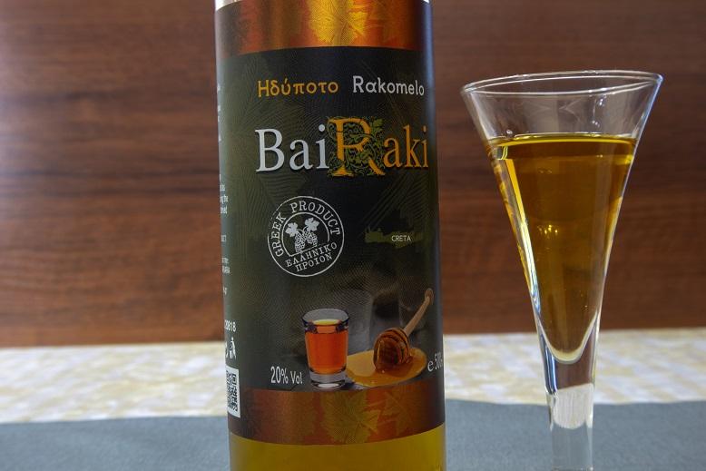 фото алкогольного напитка Ракомело