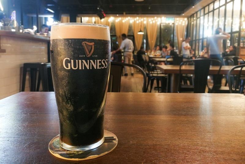 ирландский стаут Гиннес