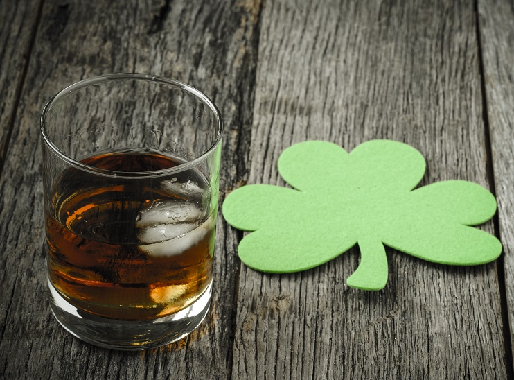 как правильно пить ирландский виски