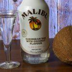 фото кокосового ликера Малибу