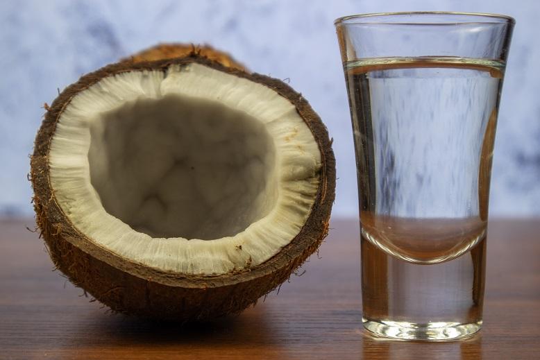 фото ликера из кокосов Малибу