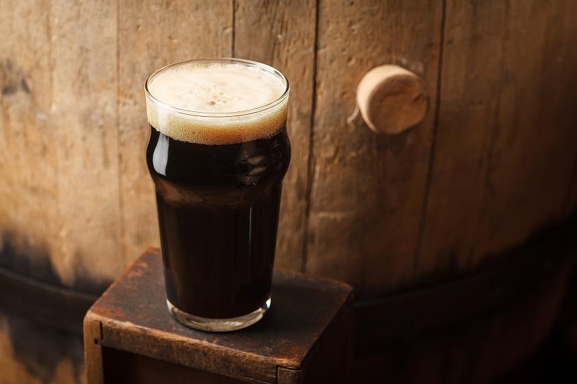 фото пива стаут в бокале