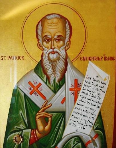 святой Патрик фото