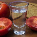 фото томатного самогона