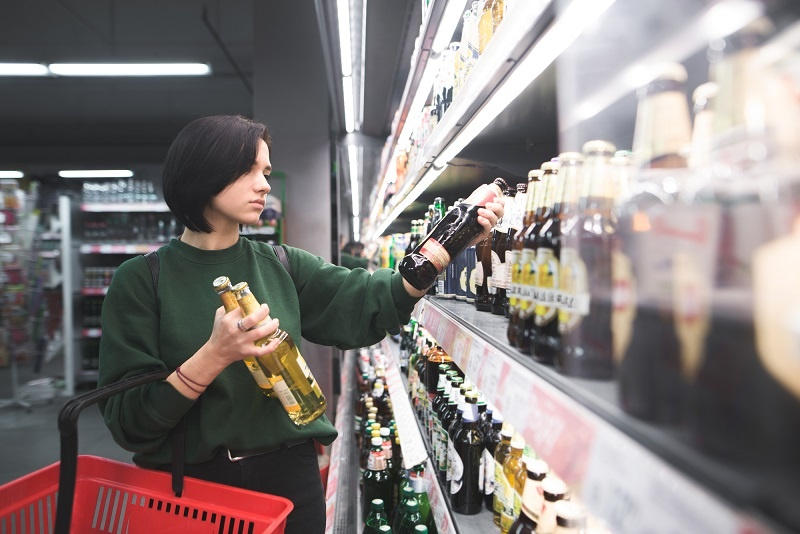 как выбрать пиво в магазине