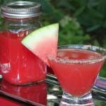 самодельная настойка из арбуза и водки