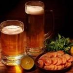 Рецепт креветок жареных с чесноком к пиву рецепт с фото