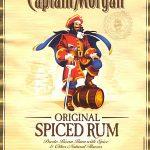 логотип рома Капитан Морган