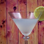фото алкогольного коктейля белая леди