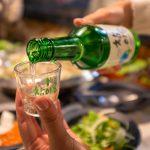 фото алкогольного напитка соджу