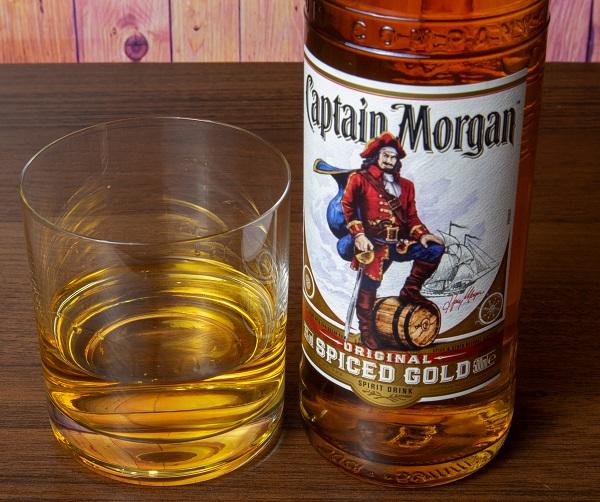 фото бутылки рома Капитан Морган