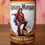фото этикетки рома Капитан Морган