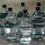 как получить чистый спирт на колонне для ректификации