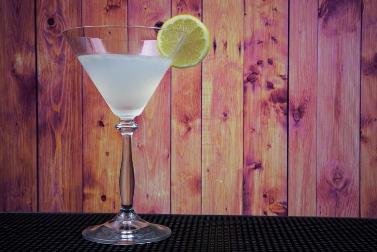фото коктейля Белая Леди