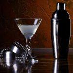 коктейль белая леди фото