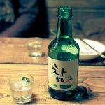 корейский соджу фото